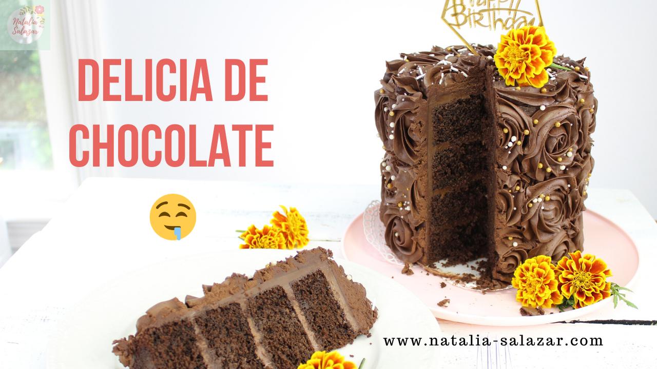 natalia salazar torta chocolate receta