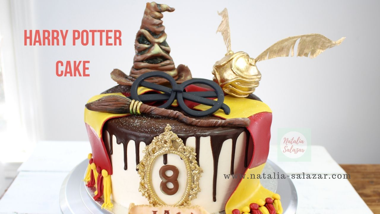 natalia salazar torta harry potter